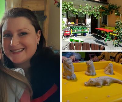 Tagesmutter Kerstin Hellmich - Aktionswoche Kindertagespflege 2021