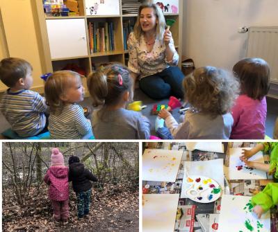 Tagesmutter Katharina Galanjuk-Weingardt - Aktionswoche Kindertagespflege 2021