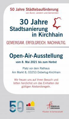 30 Jahre Stadtsanierung in Kirchhain