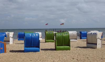 Foto zur Meldung: Modellregion: Tourismus auf Föhr und Amrum startet ohne Zwischenfälle