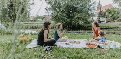 """Foto zur Meldung: Aktion """"Picknick im Seenland"""" startet am 16. Mai"""