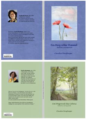 Foto zur Meldung: 'Ein Herz voller Himmel'- Neue Gedichte von Claudia Binzberger