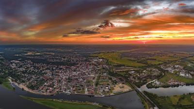 Die Stadt Wittenberge bewirbt sich für die Landesgartenschau 2026 I Foto: Stephan Dietze