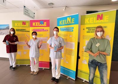 Welttag der Handhygiene