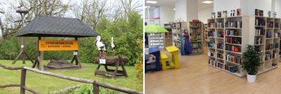 Storchenmuseum und Stadtbibliothek können wieder öffnen