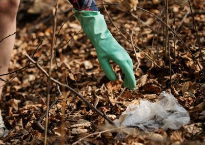 Foto zur Meldung: Im Sinne des Umweltschutzes - Abfall richtig lagern und sichern