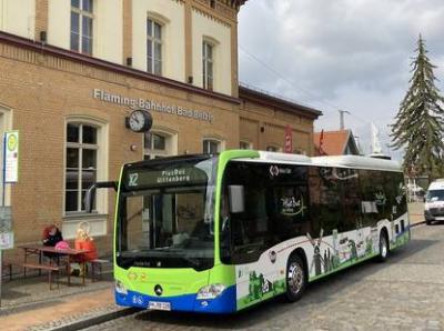 Foto zu Meldung: Ab 10. Mai: PlusBus Elbe-Fläming verbindet zwei Bundesländer
