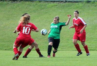 FG Damen - TSV Neukirch 3:1