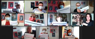 Foto zur Meldung: #pflegerebellion: Bundesweite Aktion zum Tag der Pflege am 12. Mai