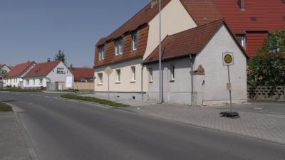 Foto zur Meldung: Großräumige Umleitungen im Stadtverkehr Lauchhammer
