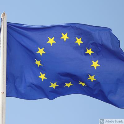 Vorschaubild zur Meldung: Kamen erhält Europaplakette