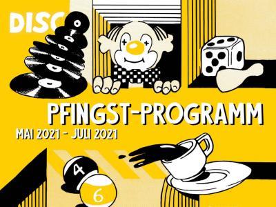 Vorschaubild der Meldung: Unser aktuelles Jahresprogramm ist erschienen