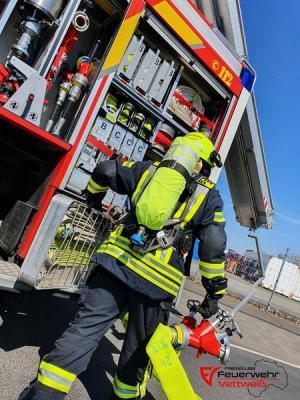 Neuigkeiten bei der Feuerwehr Vettweiß
