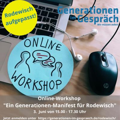"""Projekt """"Generationen im Gespräch"""""""