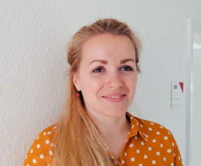 Linda Pecko ist die Studienleiterin zum EAP-Forschungsprojekt an der LWL-Klinik Marsberg.