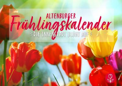 Frühlingsaktion des Gewerbevereins Altenburg