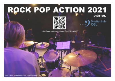 Foto zur Meldung: Rock - Pop - Action 2021 Digital