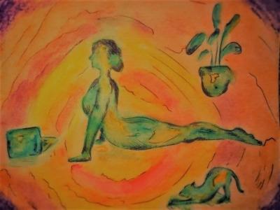 Noch Plätze frei! Onlinekurse Hatha-Yoga