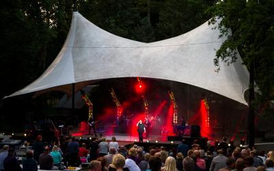 Stadtfest, dieses Jahr im August im Stadtpark - Foto: Bernd Norkeweit