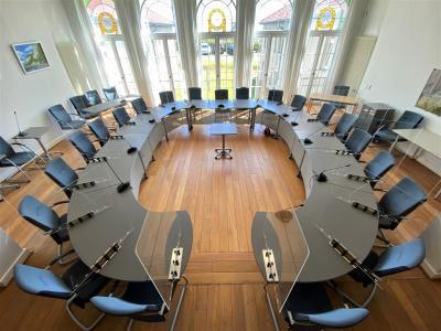 Gemeinsame außerplanmäßige Sitzung der Ausschüsse für Ordnung, Sicherheit, Verkehr und Umwelt sowie Bau, Planung und städtebauliche Sanierungsvorhaben am 25.05.2021