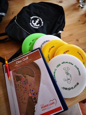 Disc Golf Sets