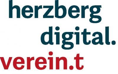 Logo zum Projekt Herzberg.digital.verein.t