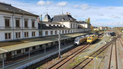 Bahn: Nachtarbeiten zwischen Altenburg und Treben