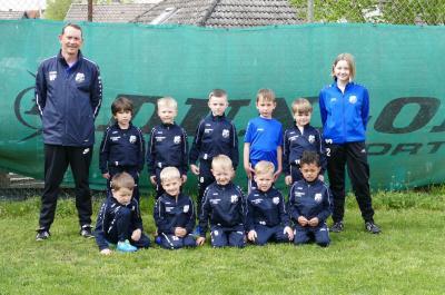 Jugend – Germania Walsrode gründet neue Bambini-Mannschaft