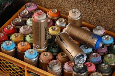 Der Sommer wird bunt in Calau. Die Freie Jugendhilfe plant unter anderem ein Graffiti Projekt. Foto: FJHNL / Enrico Kullick