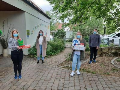 Prot. Kindertagesstätte Sonnenstrahl Essingen