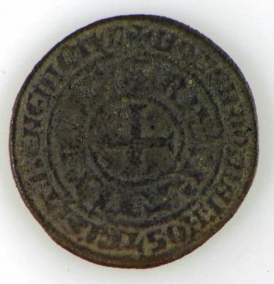Fund: Münze aus dem Mittelalter