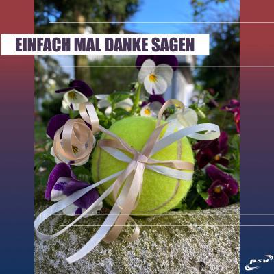 EINFACH MAL DANKE SAGEN