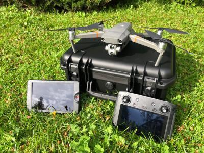 Rehkitzrettung: Die Drohnen sind da!