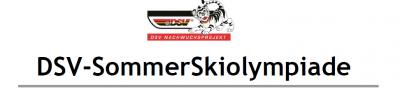 DSV-SommerSkiolympiade - Gemeinsam auch ohne Schnee aktiv