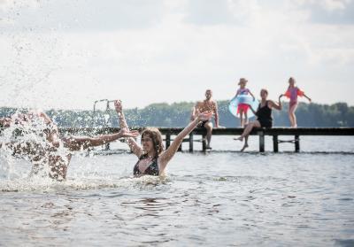 Foto zur Meldung: Start in die Badesaison