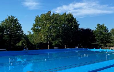 Das Nienburger Schwimmbad
