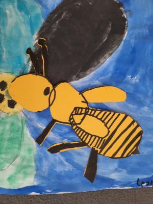 "Projektwoche 2021 – Thema ""Insekten"""