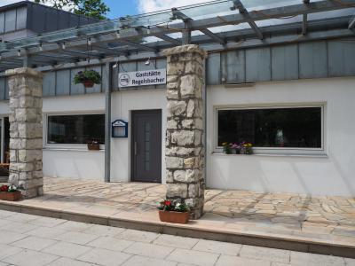 Die Gaststätte Regelsbacher ist wieder für euch geöffnet!