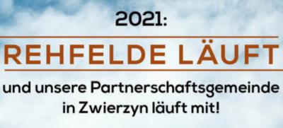 Foto zur Meldung: 2021 Rehfelde läuft