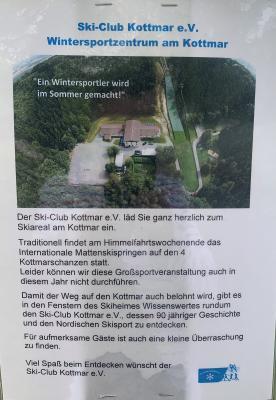 Ausstellung 90 Jahre Ski-Club Kottmar