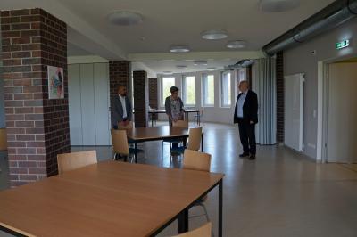 Foto zu Meldung: Neu eröffneter Quartierstreff in Großräschen