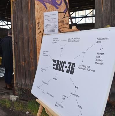 Foto zur Meldung: Informationen zum BUC-36 auf Rangsdorfer Webseite