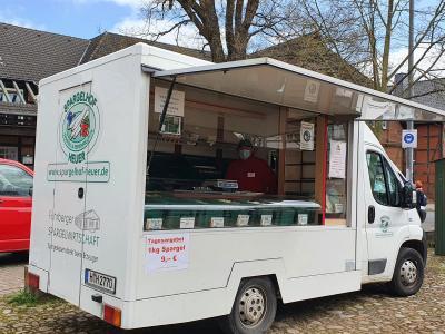 Spargelmobil bis Ende Juni wöchentlich in Grasleben am NP-Markt