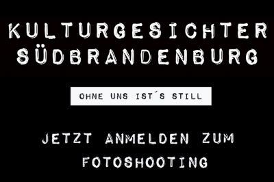 Foto zur Meldung: #ohneunsistsstill: Kulturgesichter aus dem Raum Spreewald gesucht
