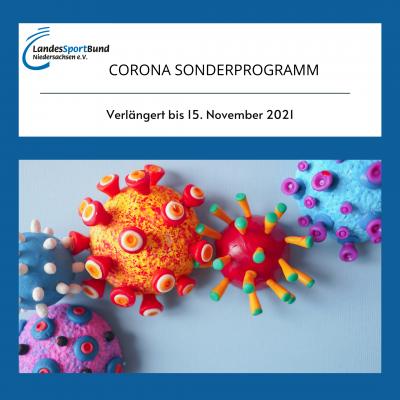 Corona Sonderprogramm
