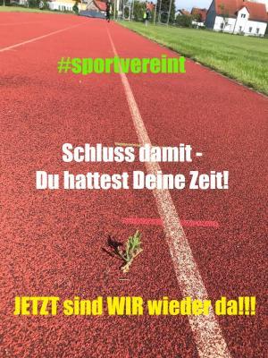 Foto zur Meldung: #sportvereint