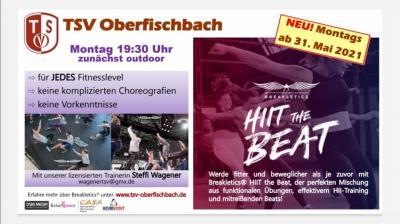 Breakletics - HIIT the beat OUTDOOR