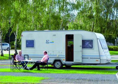 Die Caravan-Stellplätze in der Kurstadt sind wieder geöffnet. Foto: Stadtverwaltung Bad Langensalzaent.