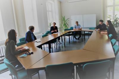 Die Stadt Wriezen und die Evangelischen Johanniter-Schulen kooperieren bei der Betreuung von Qualitätswanderweg