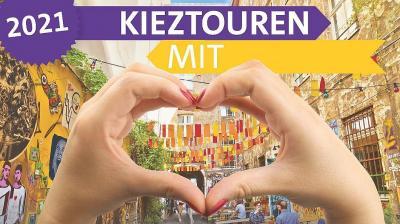 """Pressemeldung Erzbistum Berlin: """"Kieztouren mit Herz"""" findet am Samstag, 5. Juni 2021, 11–13 Uhr statt."""